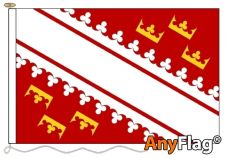 - ALSACE ANYFLAG RANGE - VARIOUS SIZES